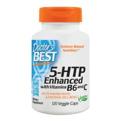 5-HTP mit Vitamin B6 & C von Doctor's Best. Jetzt bestellen!
