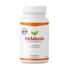 Melatonin 5 mg von Fitnessfood. Jetzt bestellen!