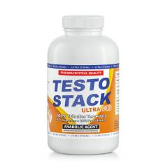 Testo Stack Ultra 700 mg von Fitnessfood. Jetzt bestellen!