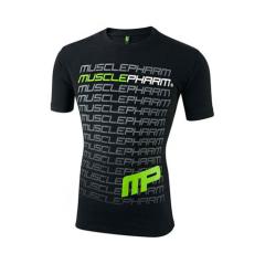 MusclePharm Sportswear T-Shirt Flagship (Black). Jetzt bestellen!