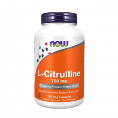 NOW Foods L-Citrulline 750 mg. Jetzt bestellen!