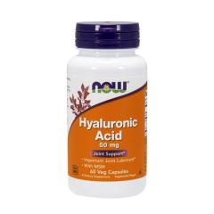 NOW Hyaluronic Acid mit MSM 50 mg. Jetzt bestellen!