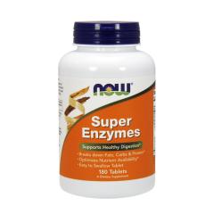 NOW Super Enzymes. Jetzt bestellen!