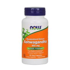 Ashwagandha Extract 450 mg von NOW. Jetzt bestellen!