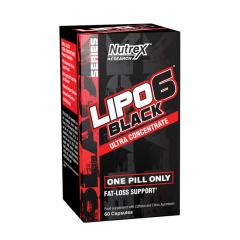 Nutrex LIPO-6 Black Ultra Concentrate. Jetzt bestellen!