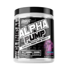Nutrex Alpha Pump