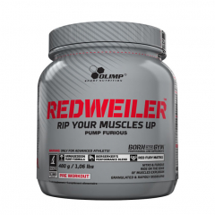 Olimp Redweiler 480 g. Jetzt bestellen!