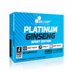 Olimp Platinum Ginseng. Jetzt bestellen!
