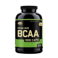 BCAA 1000 200 Capsules