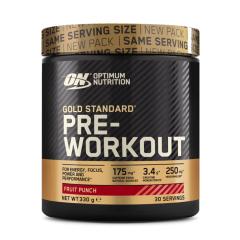 Gold Standard Pre Workout von Optimum Nutrition. Jetzt bestellen!